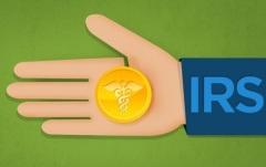 IRS hand